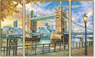 London Tower Bridge (50 x 80 cm)